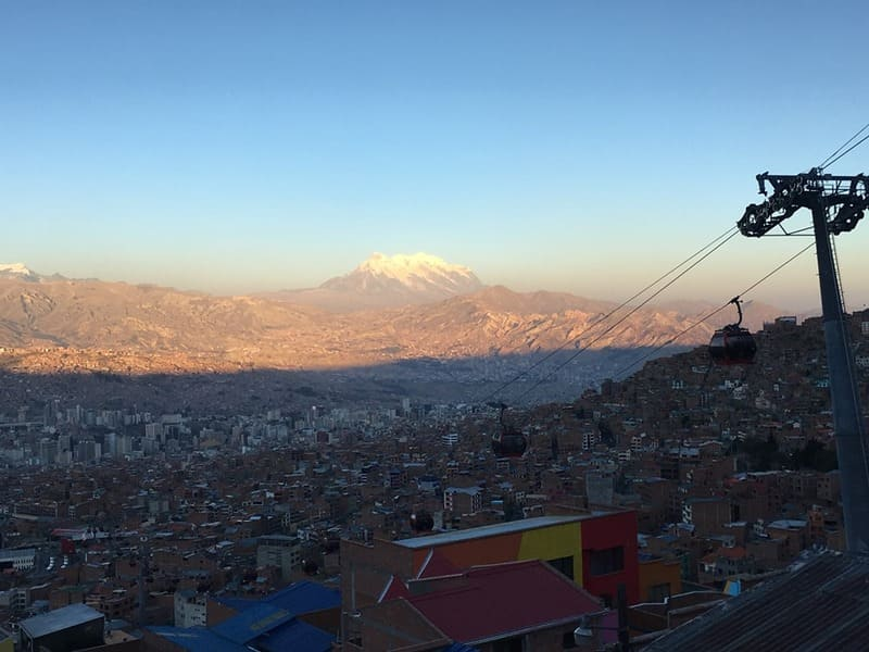 Colori di La Paz