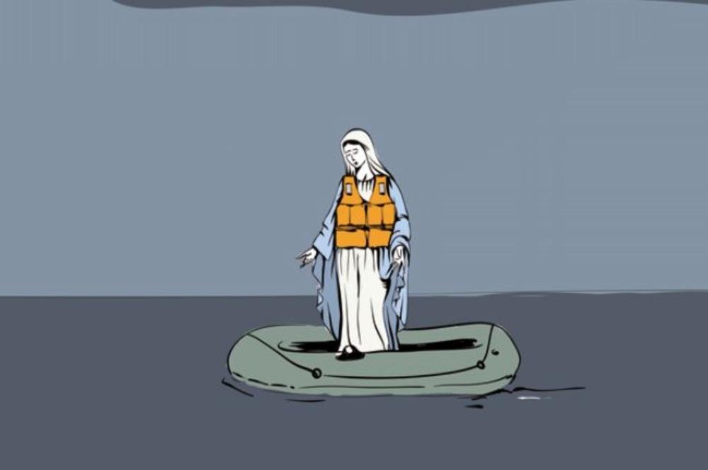 Decreto Sicurezza Bis - vignetta Mauro Biani