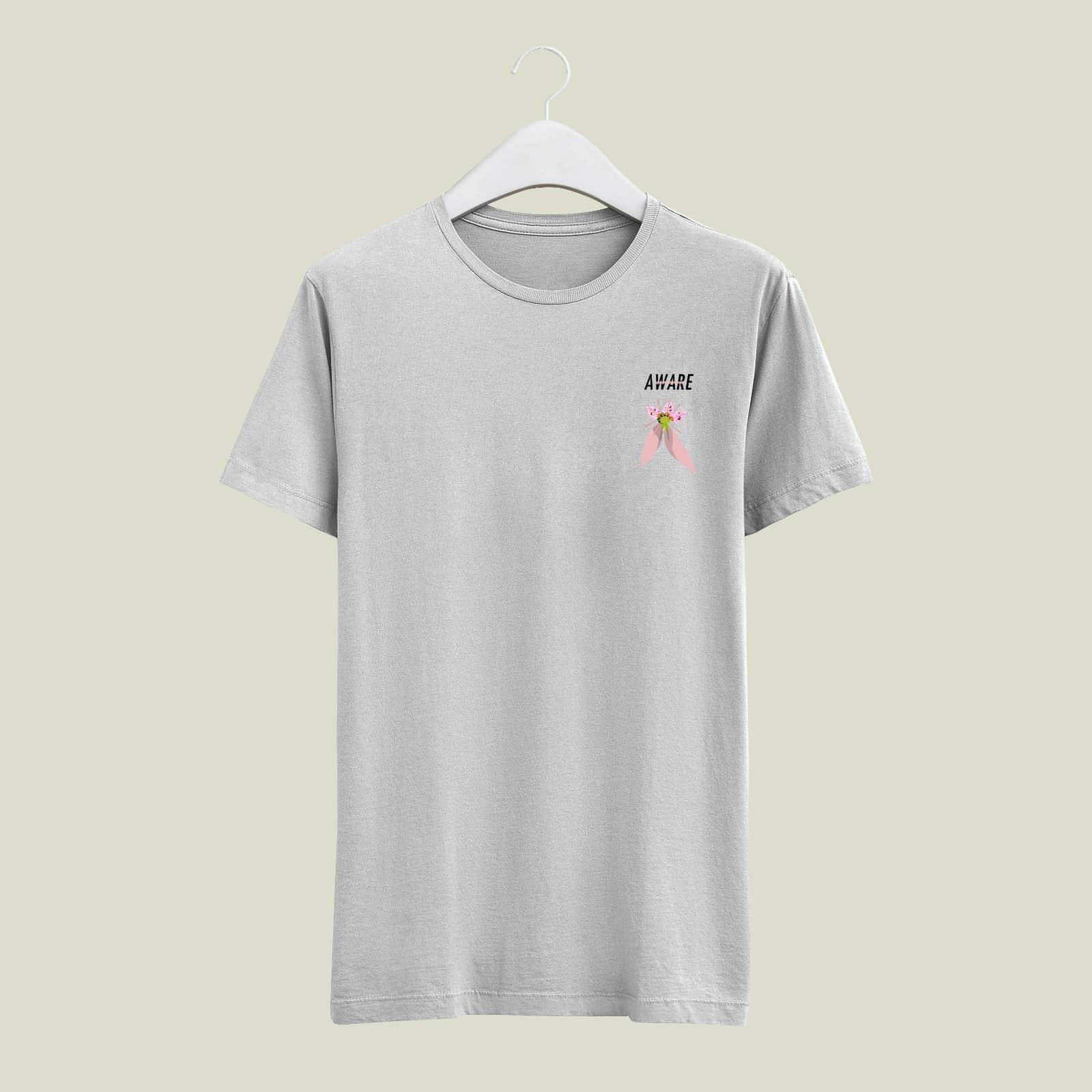 T-Shirt Aware - Bellezza Resistente