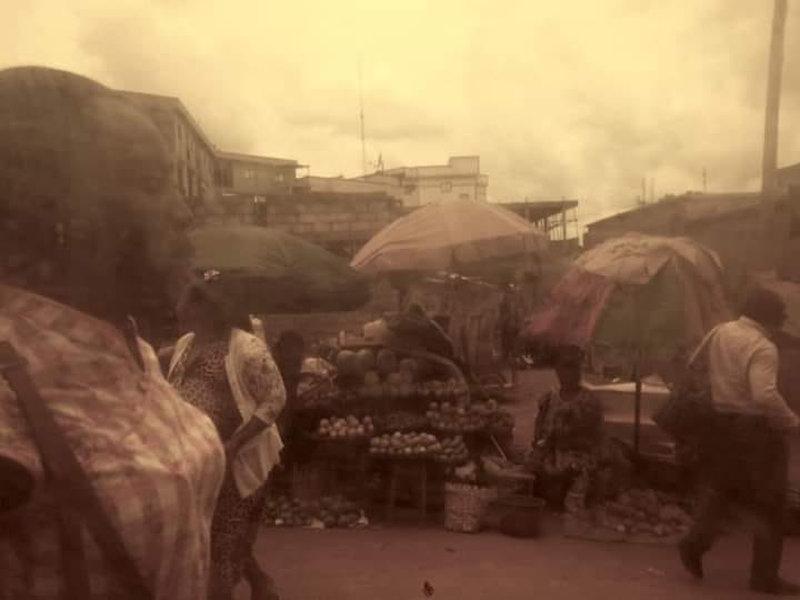 Un bagno nella tua cultura - Camerun