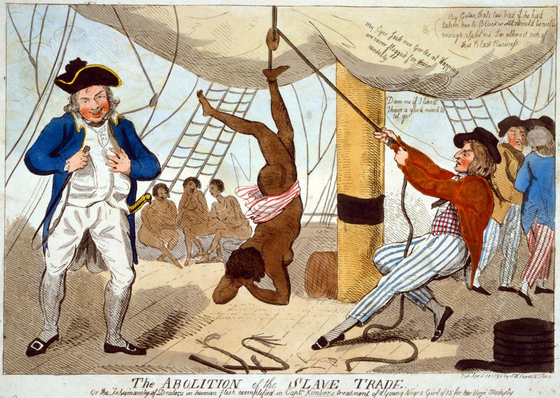 Abolizione della schiavitù.