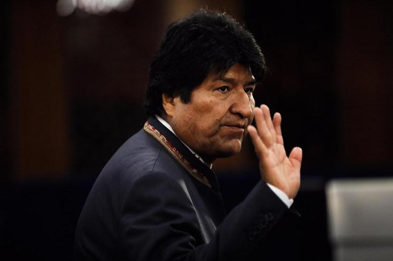 Bolivia - Evo Morales