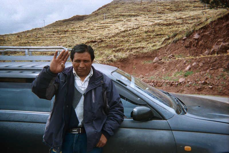 Cuzco Calling - Marcelo