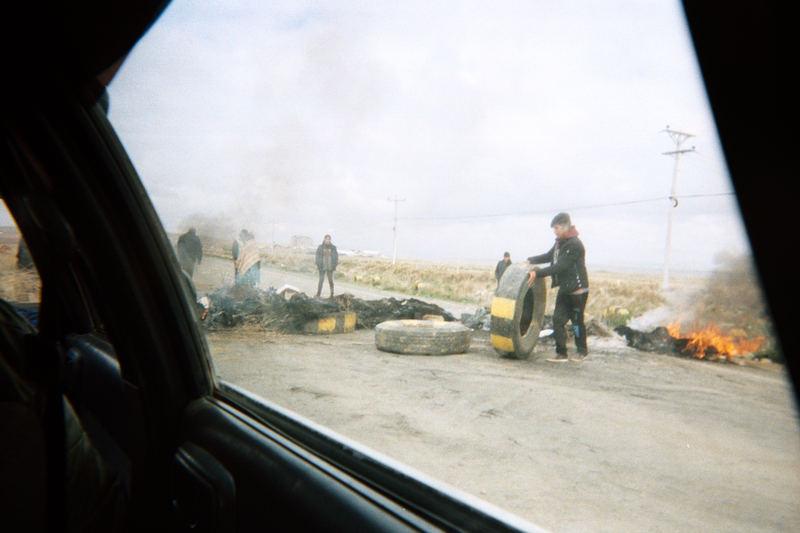 Cuzco Calling - barricate