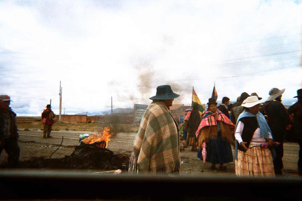 Cuzco Calling - confine