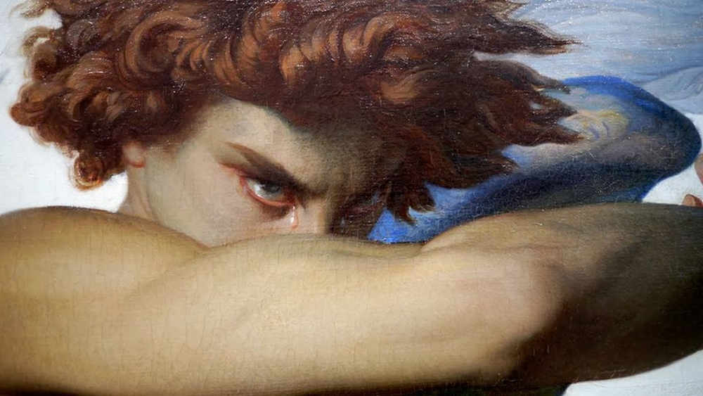 The Fallen Angel - Sfogo #0