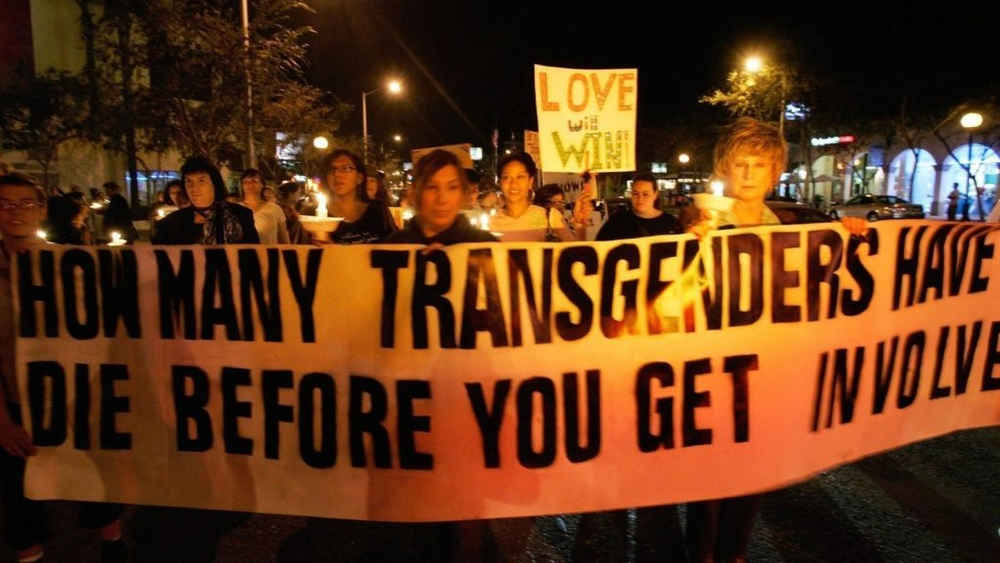 Transgender Day of Remembrance 2019 - marcia diritti trans