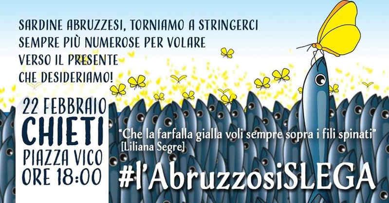 Sardine d'Abruzzo - Manifestazione Chieti
