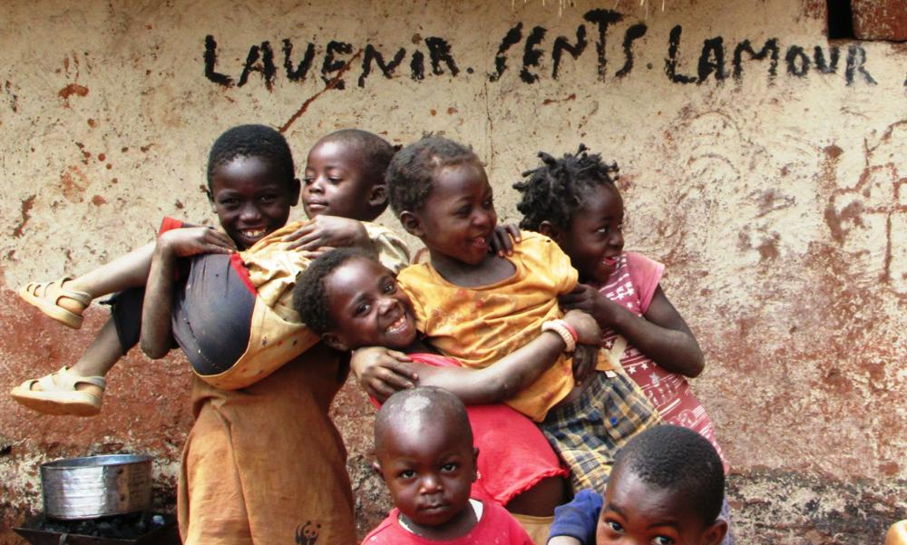 Kanyaka Congo con Amka