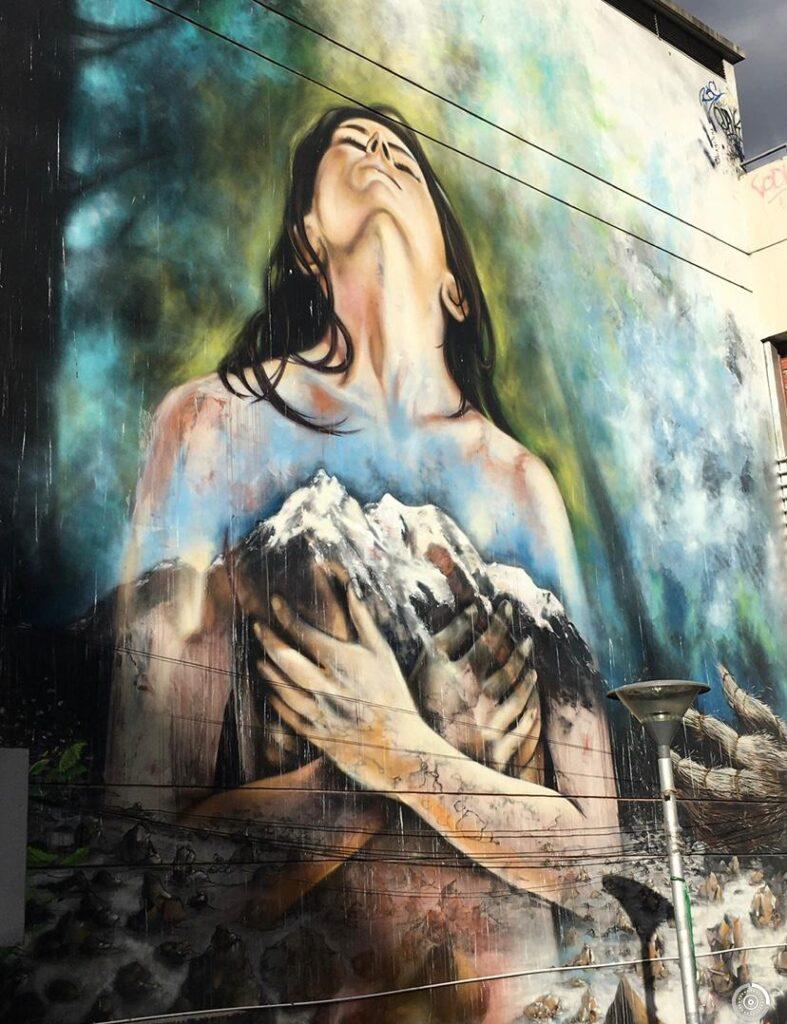 Murales a La Paz