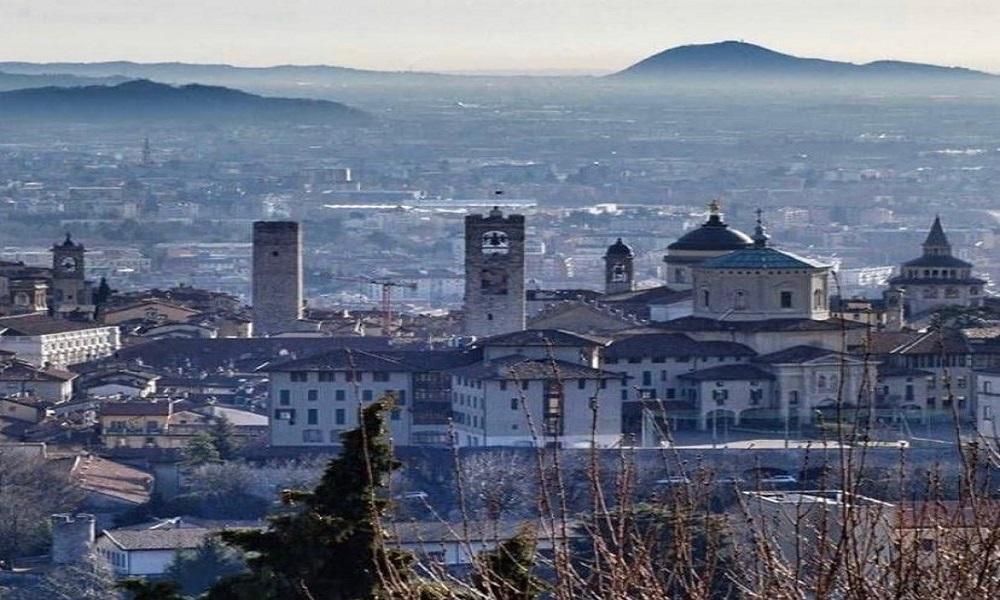 Flusso di pensieri da Bergamo