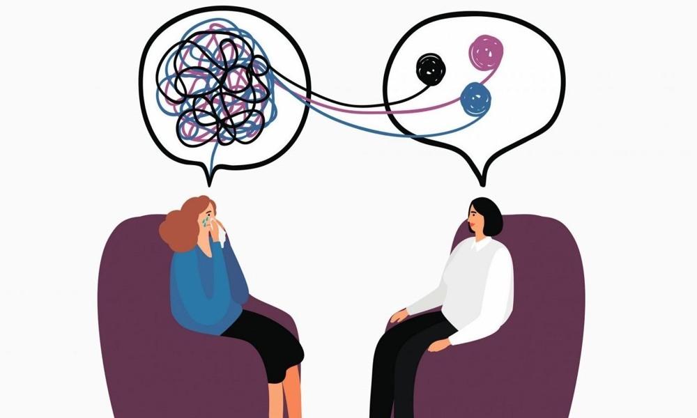 La terapia come con-prensione e specchio di sé - Martina Formaini