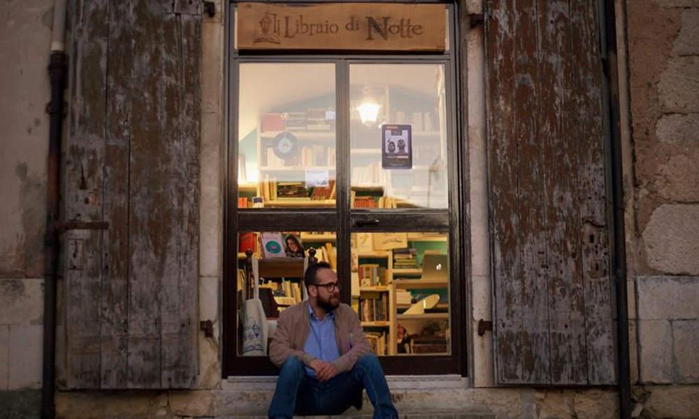 Paolo Fiorucci - Il Libraio di Notte