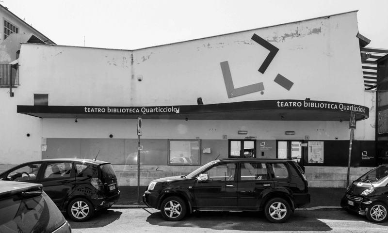 TiC ON LINE - Teatro Biblioteca Quarticciolo
