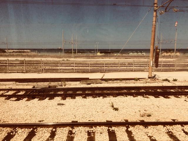 Mare e treno