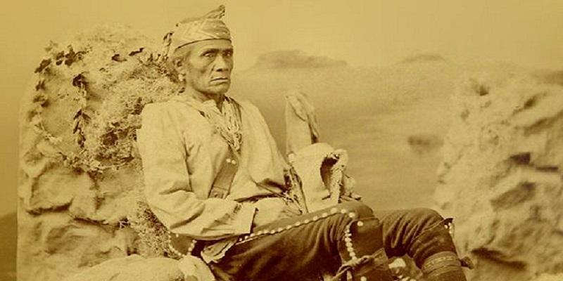 Narbona, della tribù Navajo