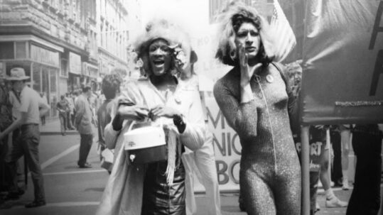 Stonewall 1969 - Marsha P. Johnson e Sylvia Rivera