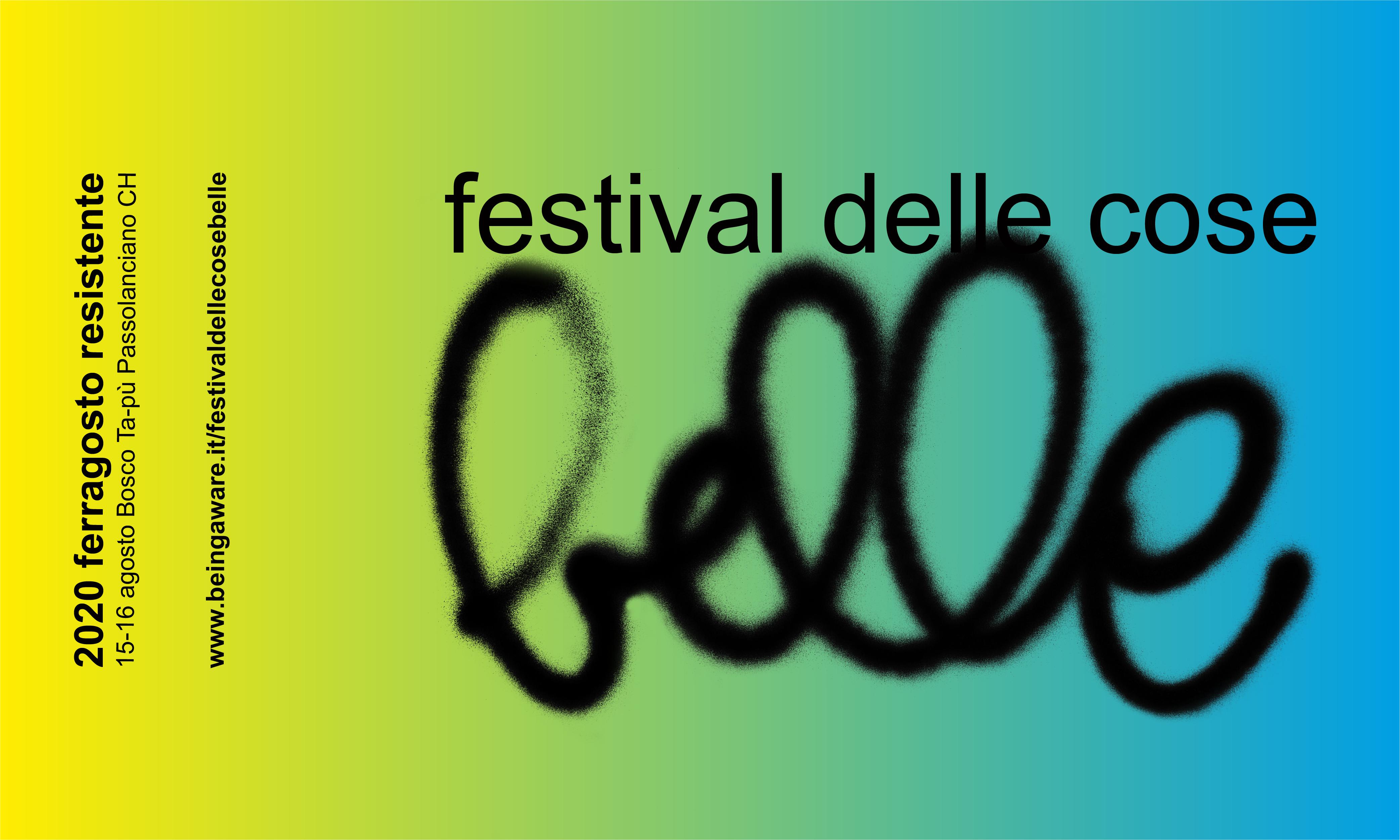 Festival delle cose belle