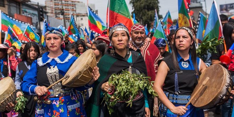 Rivolte Mapuche