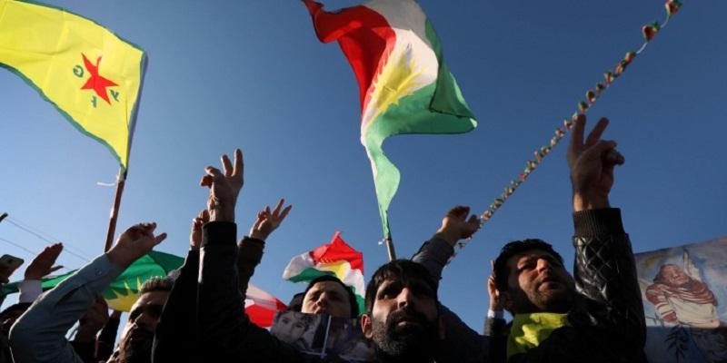 Protesta Curda