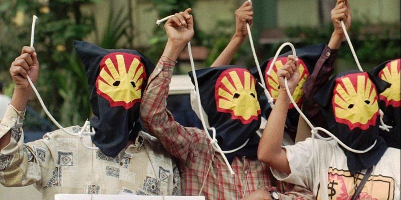 Ogoni contro Shell