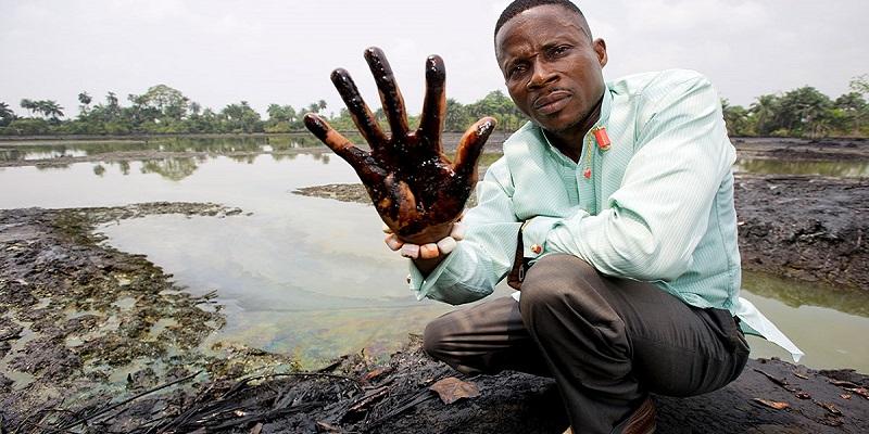 Petrolio Ogoni