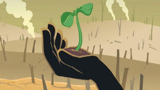 Il panico per il pianeta non trova le parole - climate change