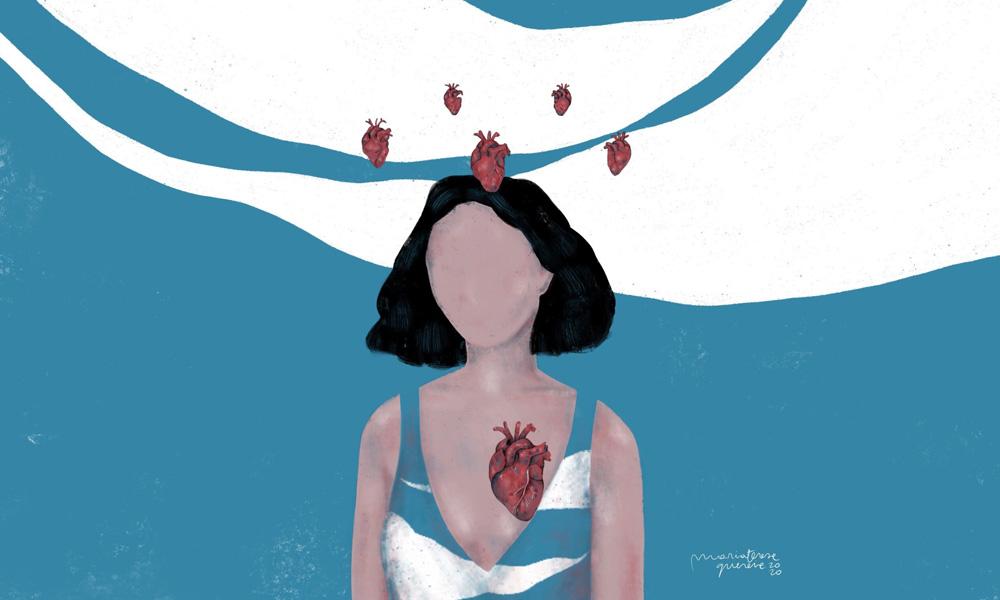 Pezzi di cuore - Mariateresa Quercia
