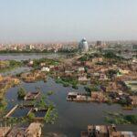 Le inondazioni in Sudan