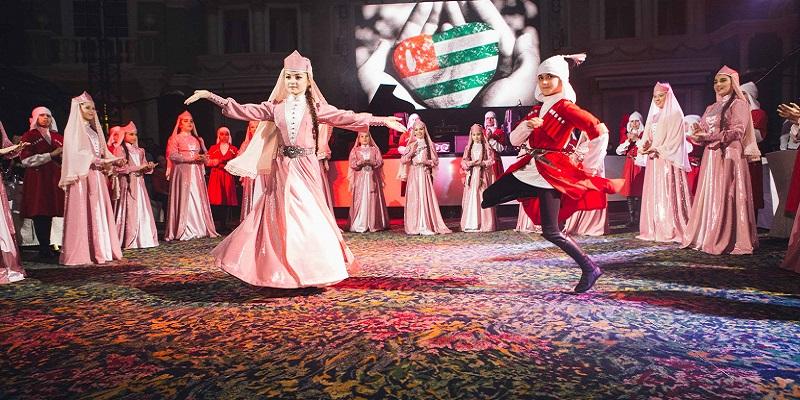 Abcasi - danza