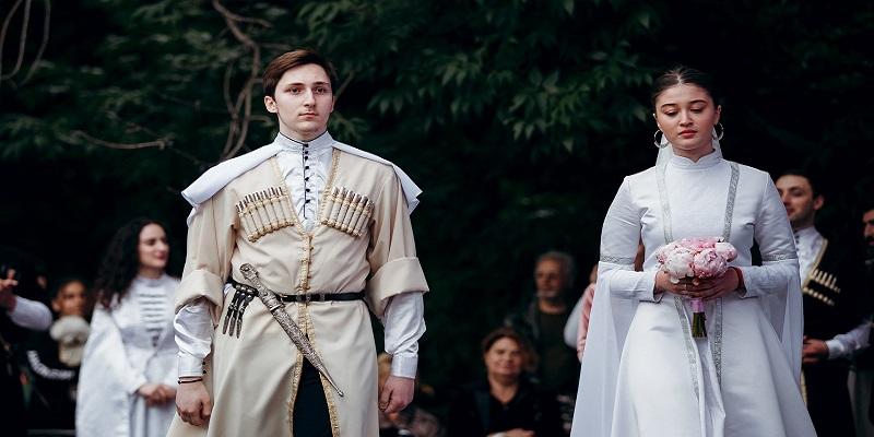 Abcasi - matrimonio