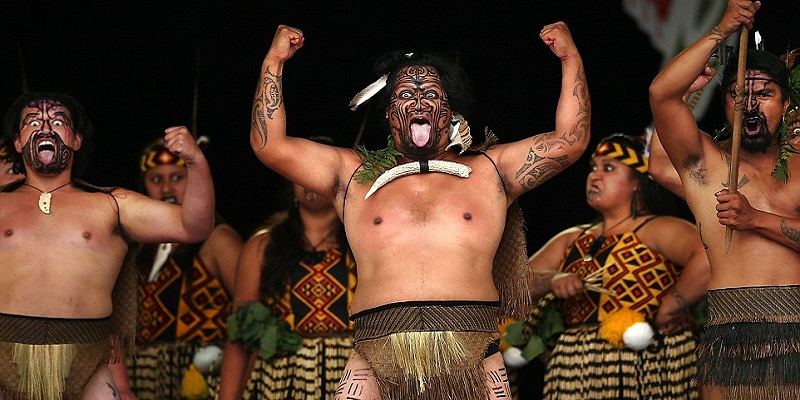 Haka Maori