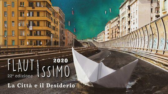 Flautissimo 2020 - banner
