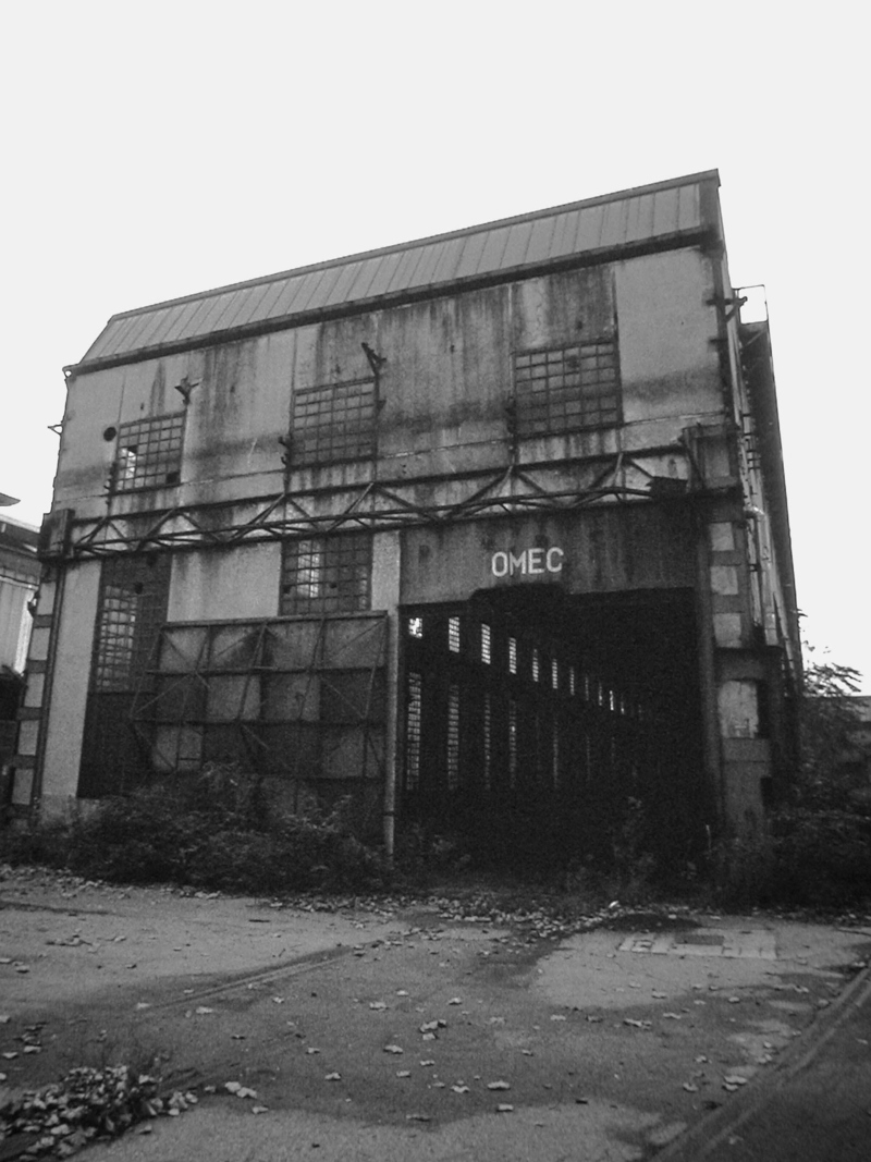 La fabbrica illuminata 3 - Paolo Sangallo