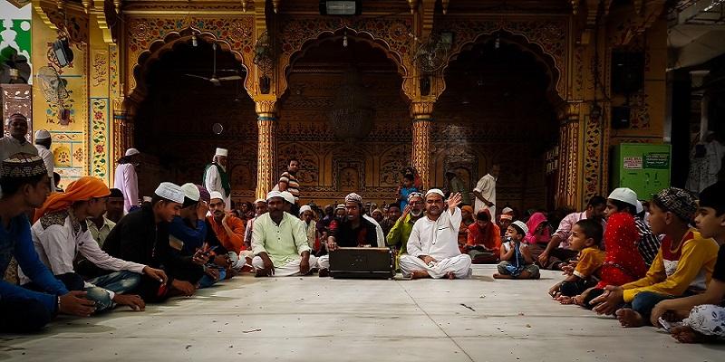 Incontro Sufi