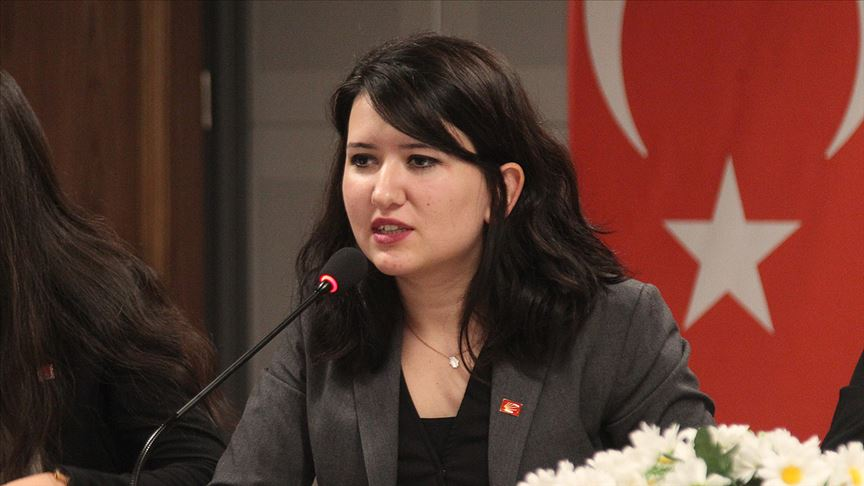 Gokce-Gokcen-CHP-Turchia