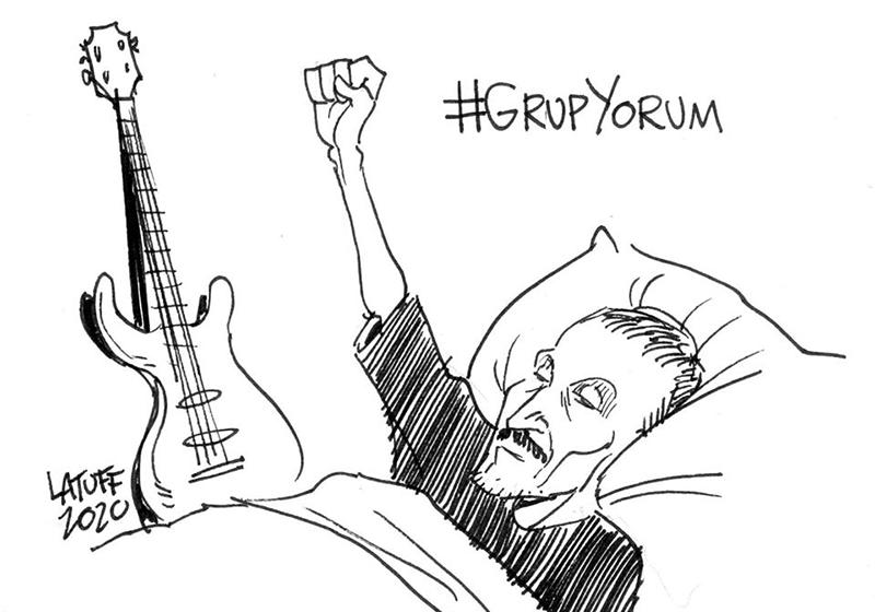 Grup Yorum - Latuff 2020