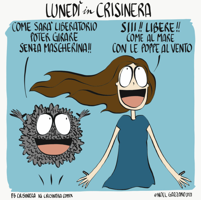 Lunedì in Crisinera
