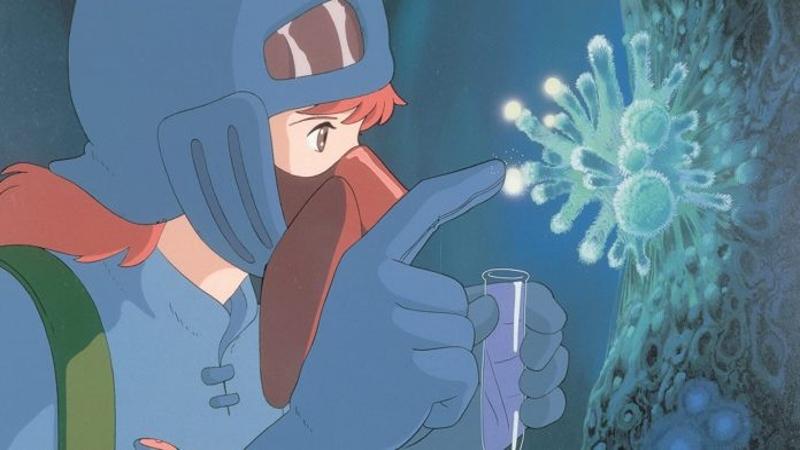 Anime Day - Nausicaa della Valle del Vento di Hayao Miyazaki