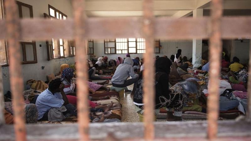 La Libia non è un porto sicuro - migranti detenuti in Libia