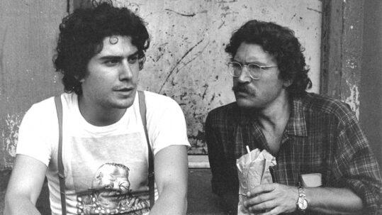 Vincenzo Sparagna e Stefano Tamburini - 1979 New York